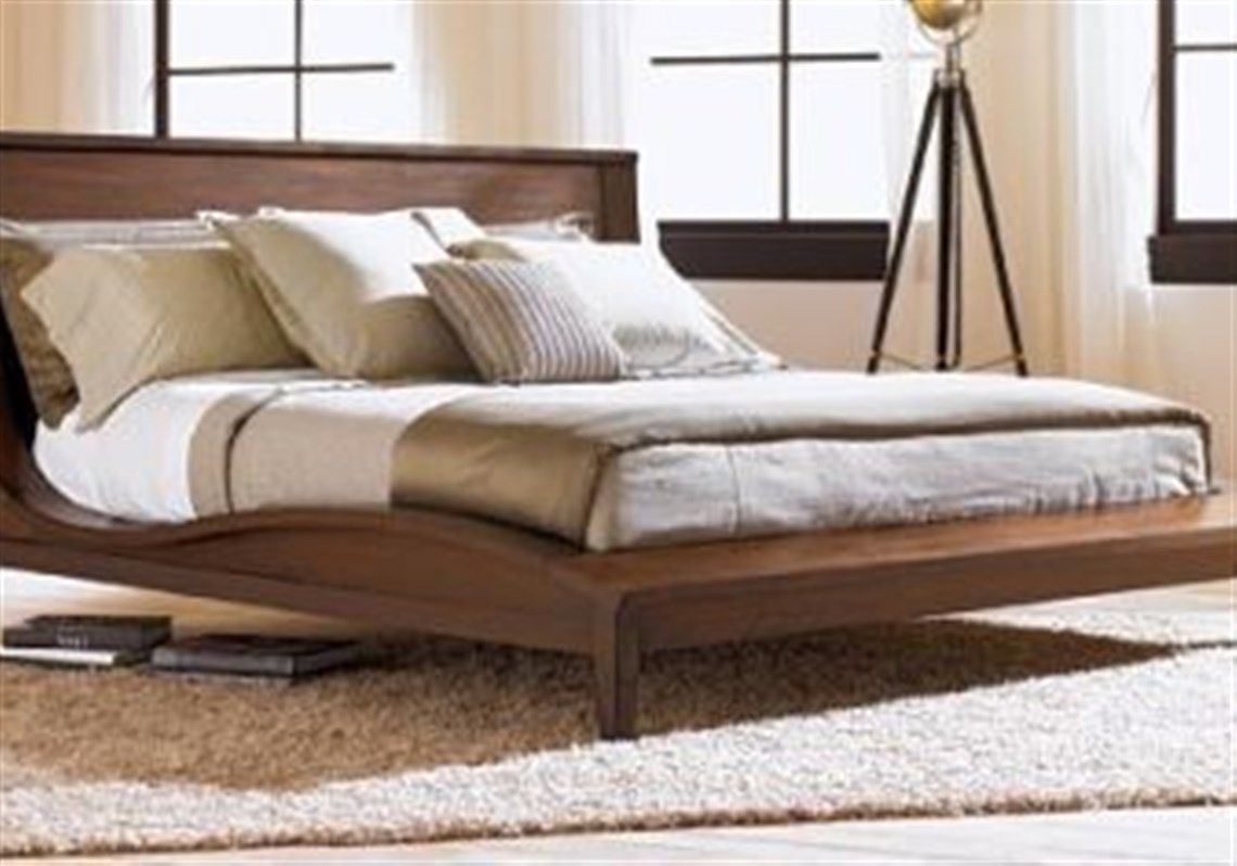 The Urbana Sleigh Bed By Lexington Home S 11 South