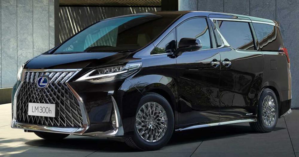لكزس أل أم الجديدة بالكامل الميني فان الأولى الفاخرة من الشركة اليابانية موقع ويلز In 2021 Car Suv Vehicles