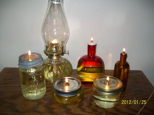 Free Oil Lamps With Used Cooking Oil As An Additive To Lamp Fuel Oil Lamps Oil Lamp Fuel Lamp