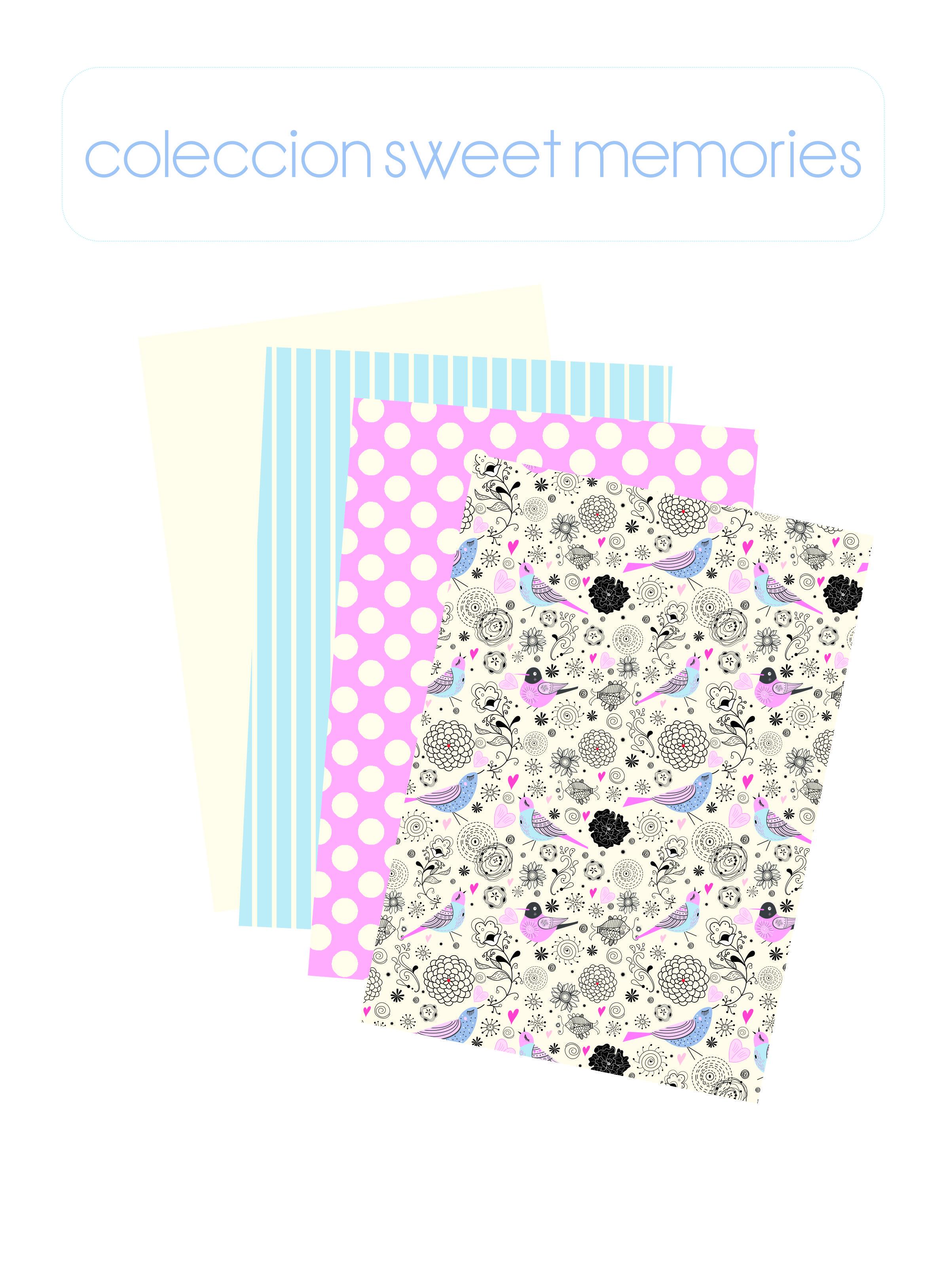 Plantilla papel scrapbooking para imprimir | Ideas para el hogar ...