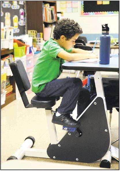 Kc 35 Pedal Desk Kinesthetic Classroom Professional Learning