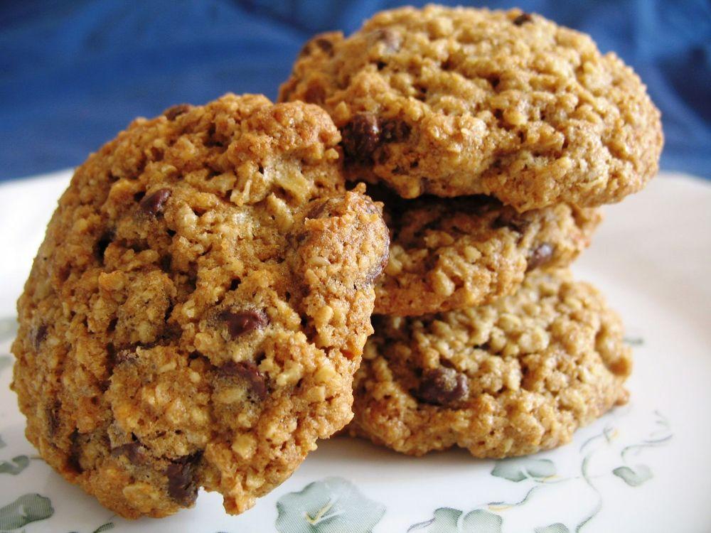 Easy Oatmeal Biscuits Recipe Easy Oatmeal Healthy Biscuits Recipe Healthy Biscuits