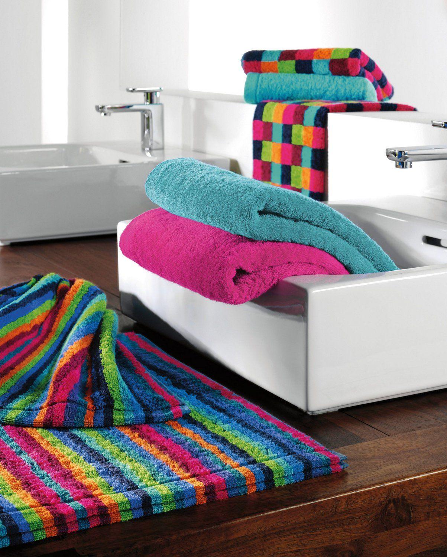 Cawö Handtücher Life Style Streifen 7048 Handtuch 50x100