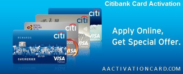Citibank Credit Card Options Lication Process And Login Types