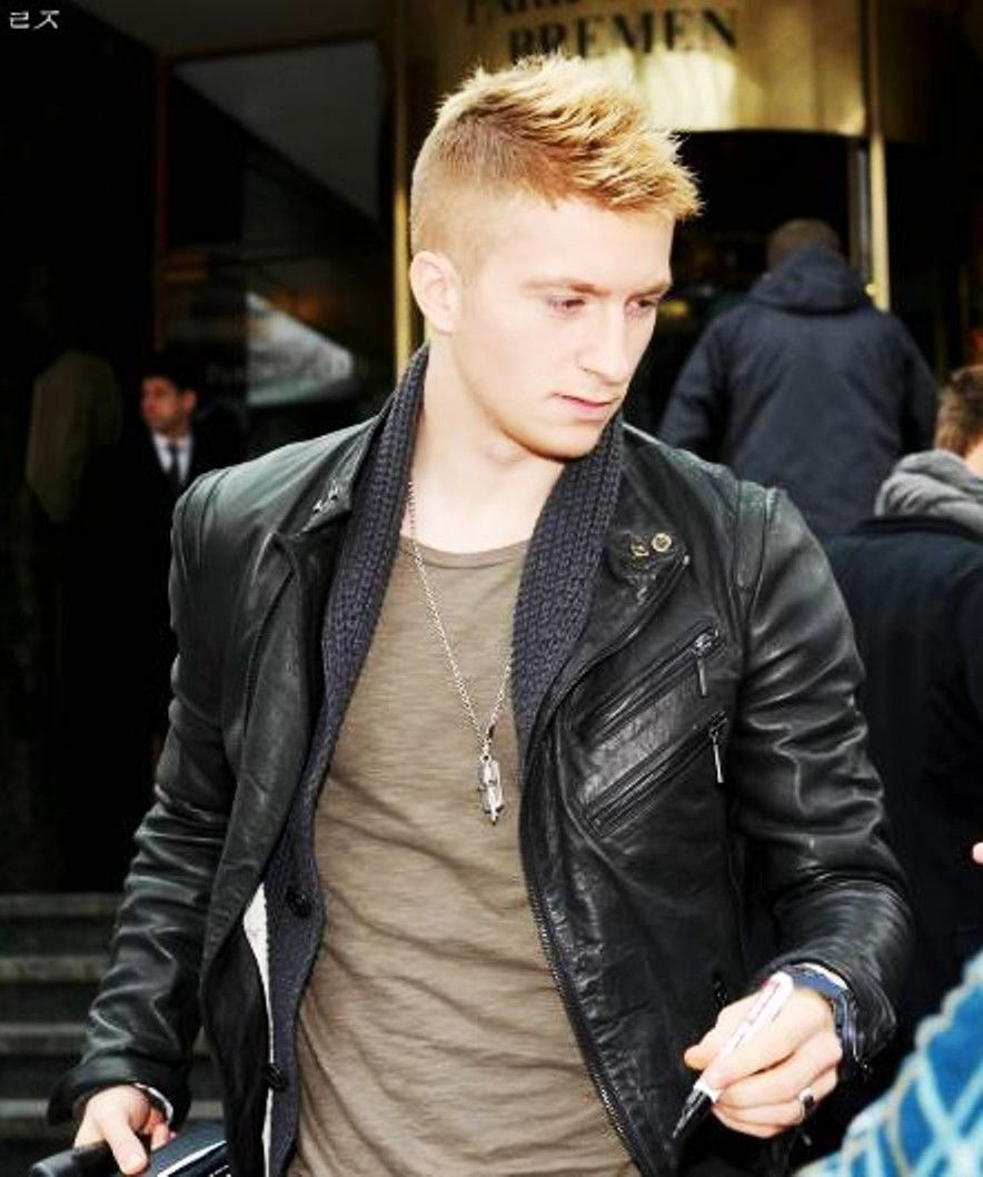 Marco Reus Hairstyle And Fashion Style Best Marco Reus Hairstyle And Haircut  2013