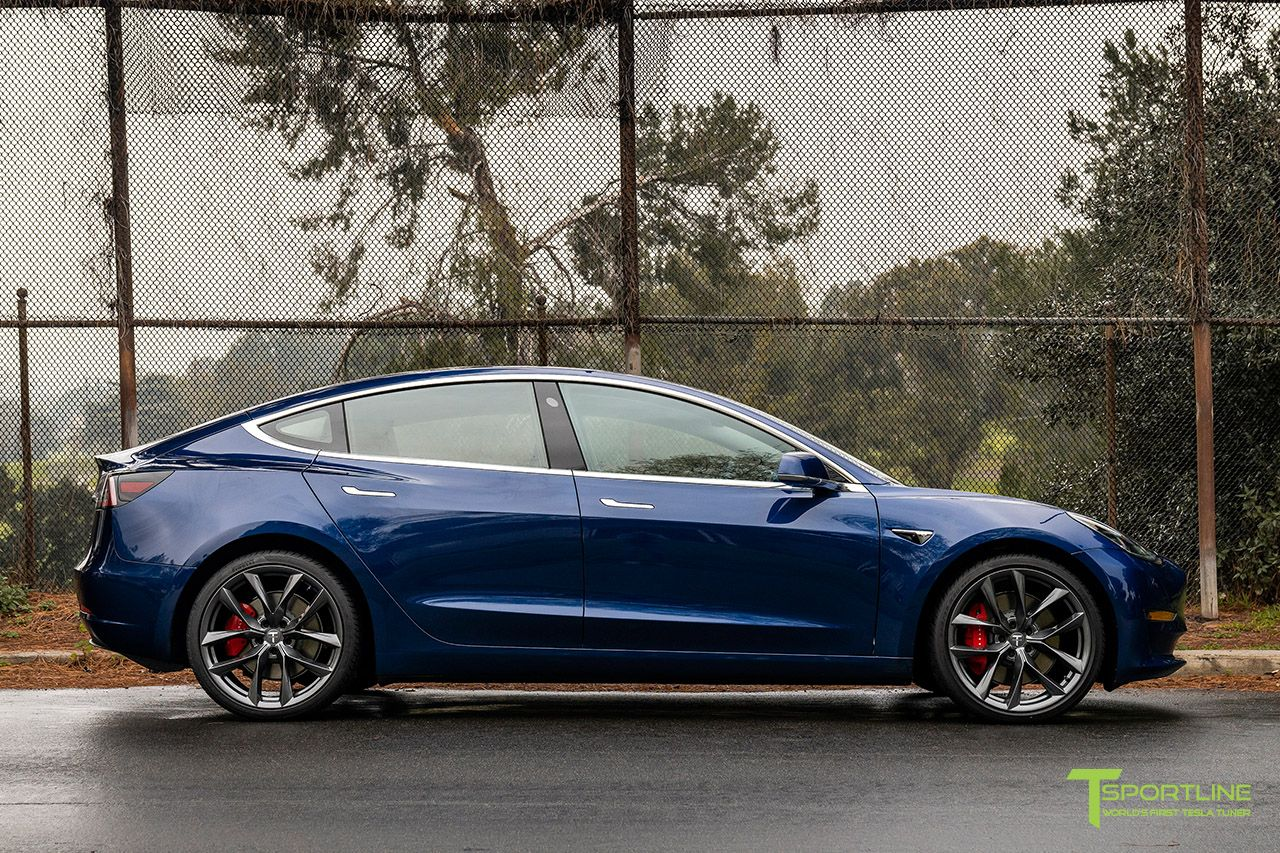 Pin On Tesla Model 3 Wheels By T Sportline