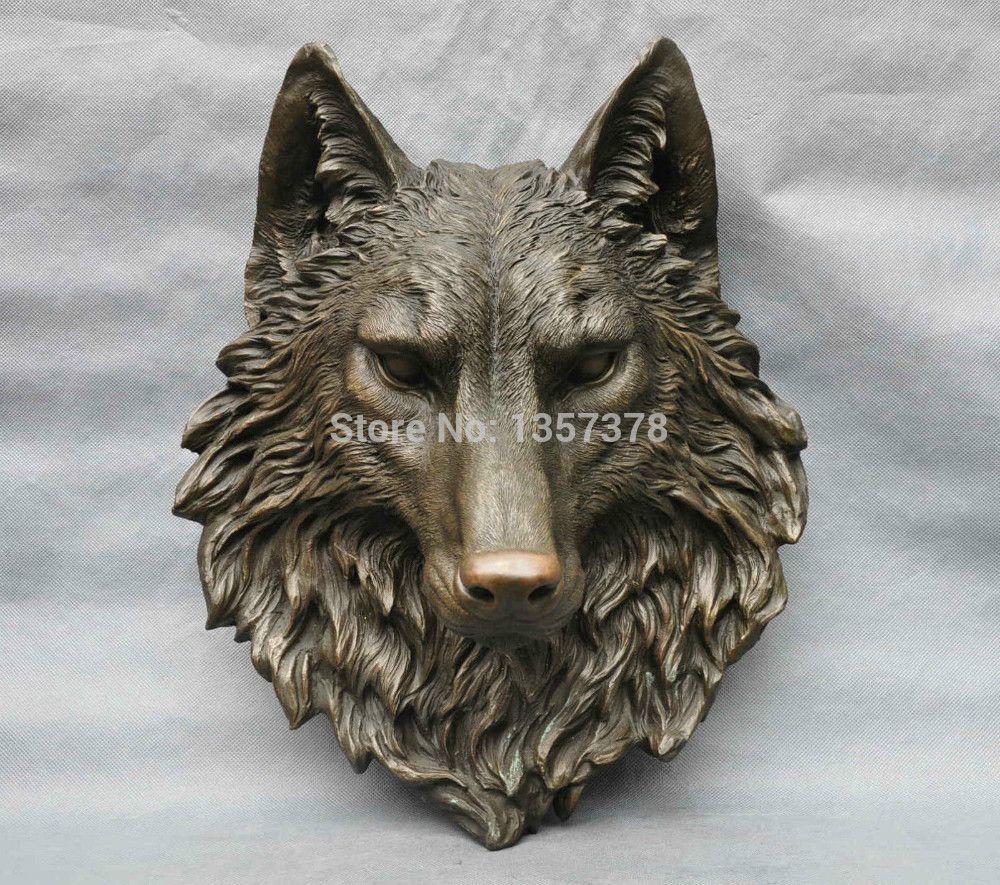 sculpter une tête de loup - Recherche Google