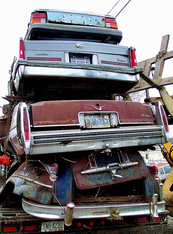 Roadkill customs extensive junk yard and salvage yard database will ...