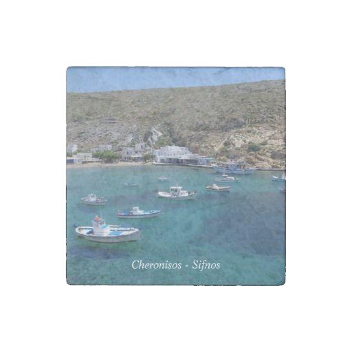Cheronisos – Sifnos Stone Magnet
