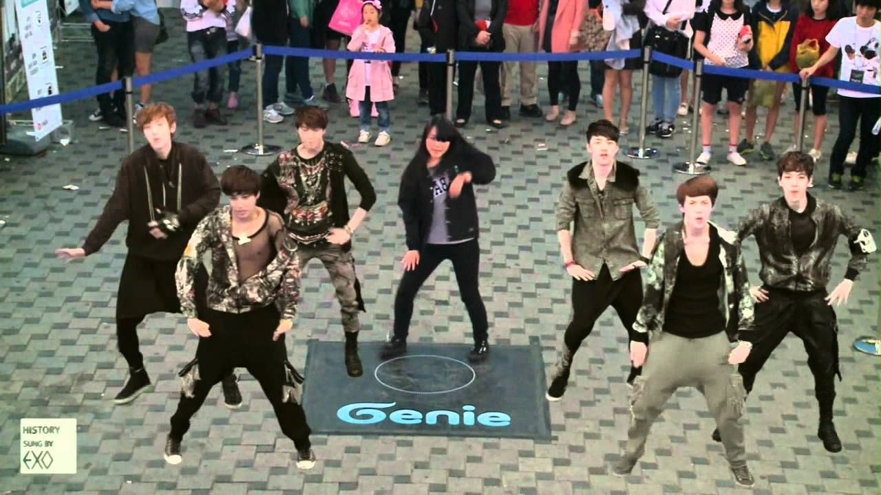 EXO-K_AR SHOW with Genie_Sequence 08 'Dance with EXO-K'_Episode 1 in Dae...