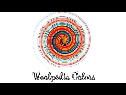 Woolpedia Colors Verlosung Facebook Gewinner - YouTube