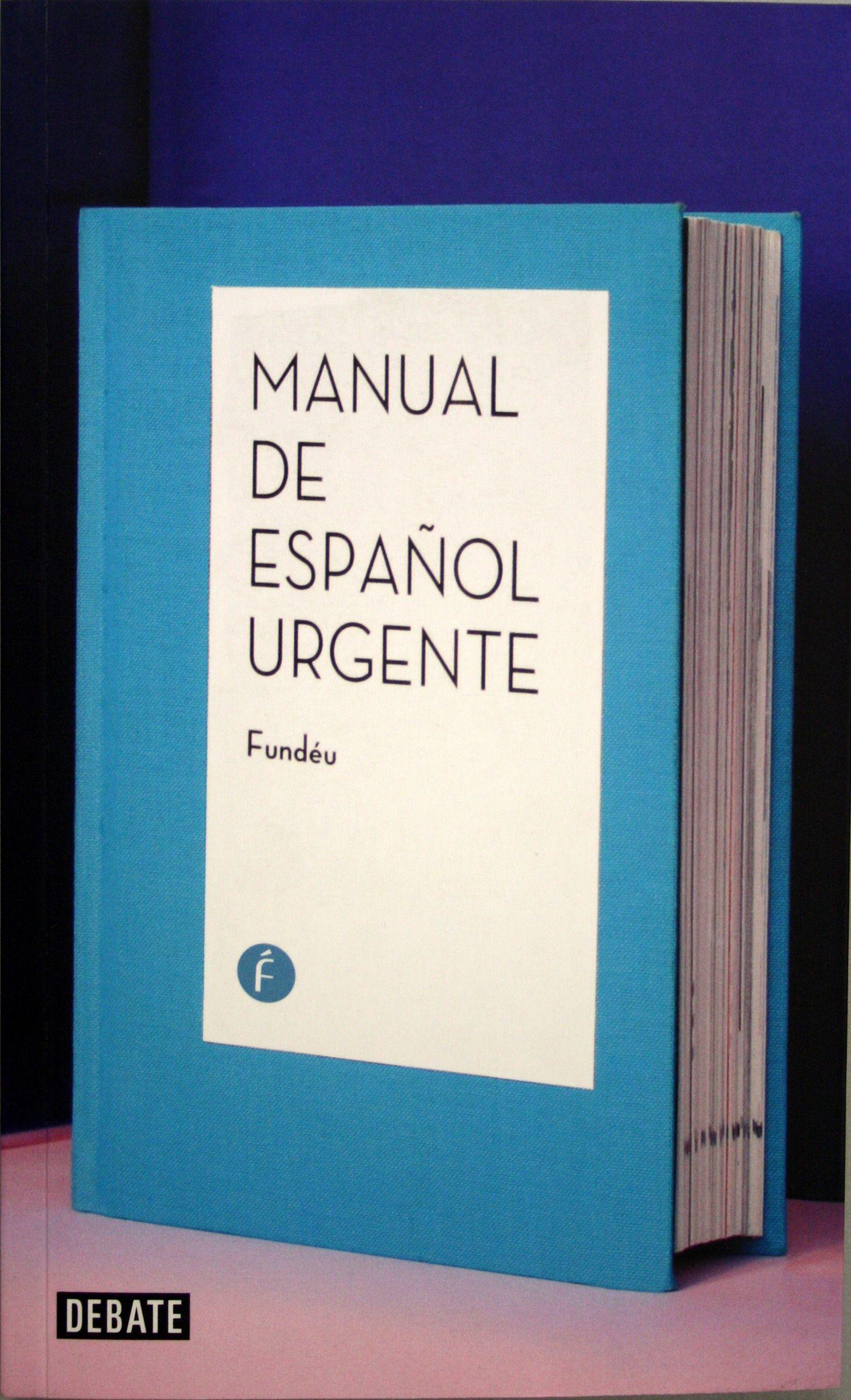Manual De Espanol Urgente Fundeu Bbva Info