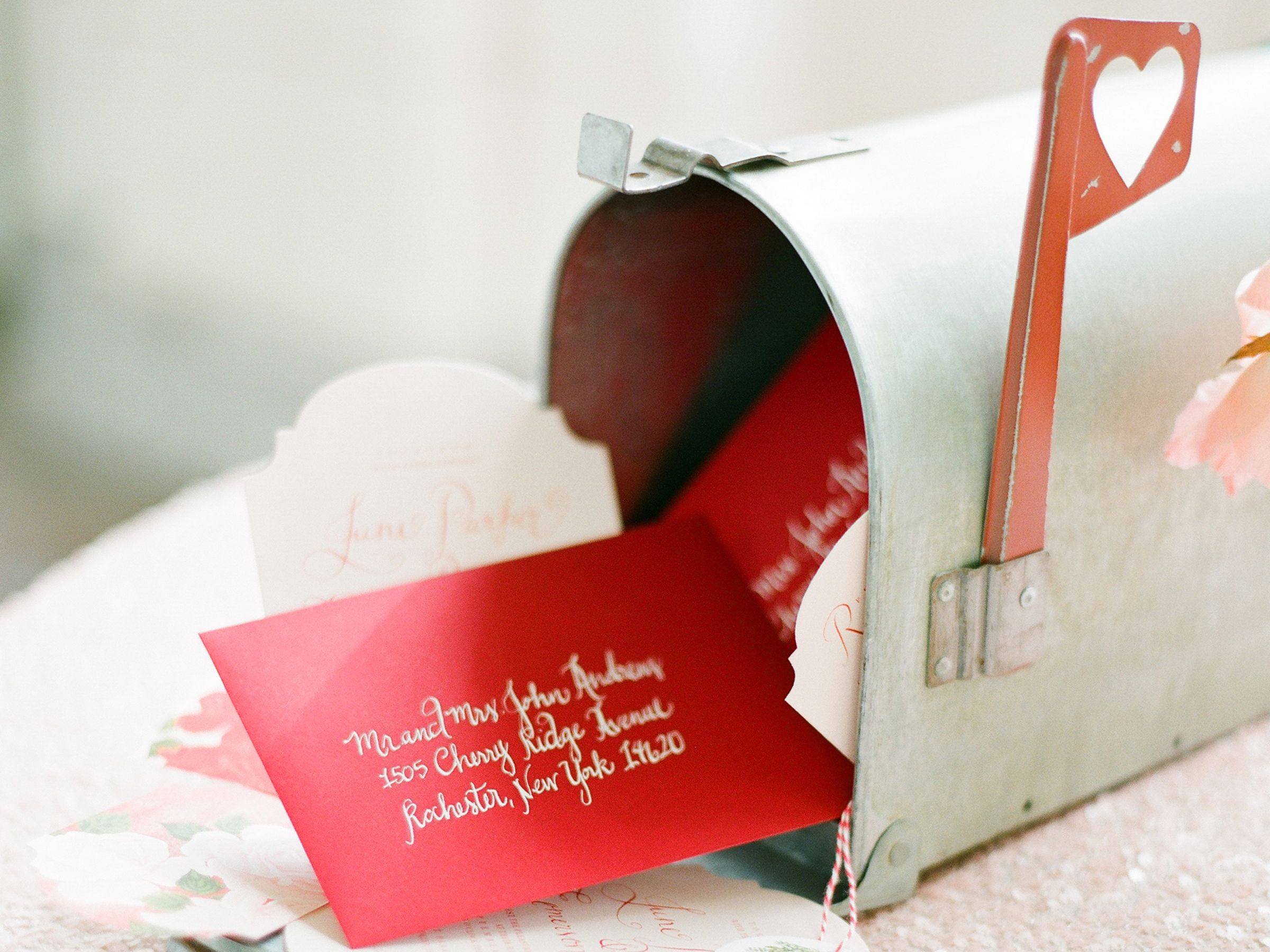6 Postage Pointers for Wedding Invitations | Pointers, Wedding ...