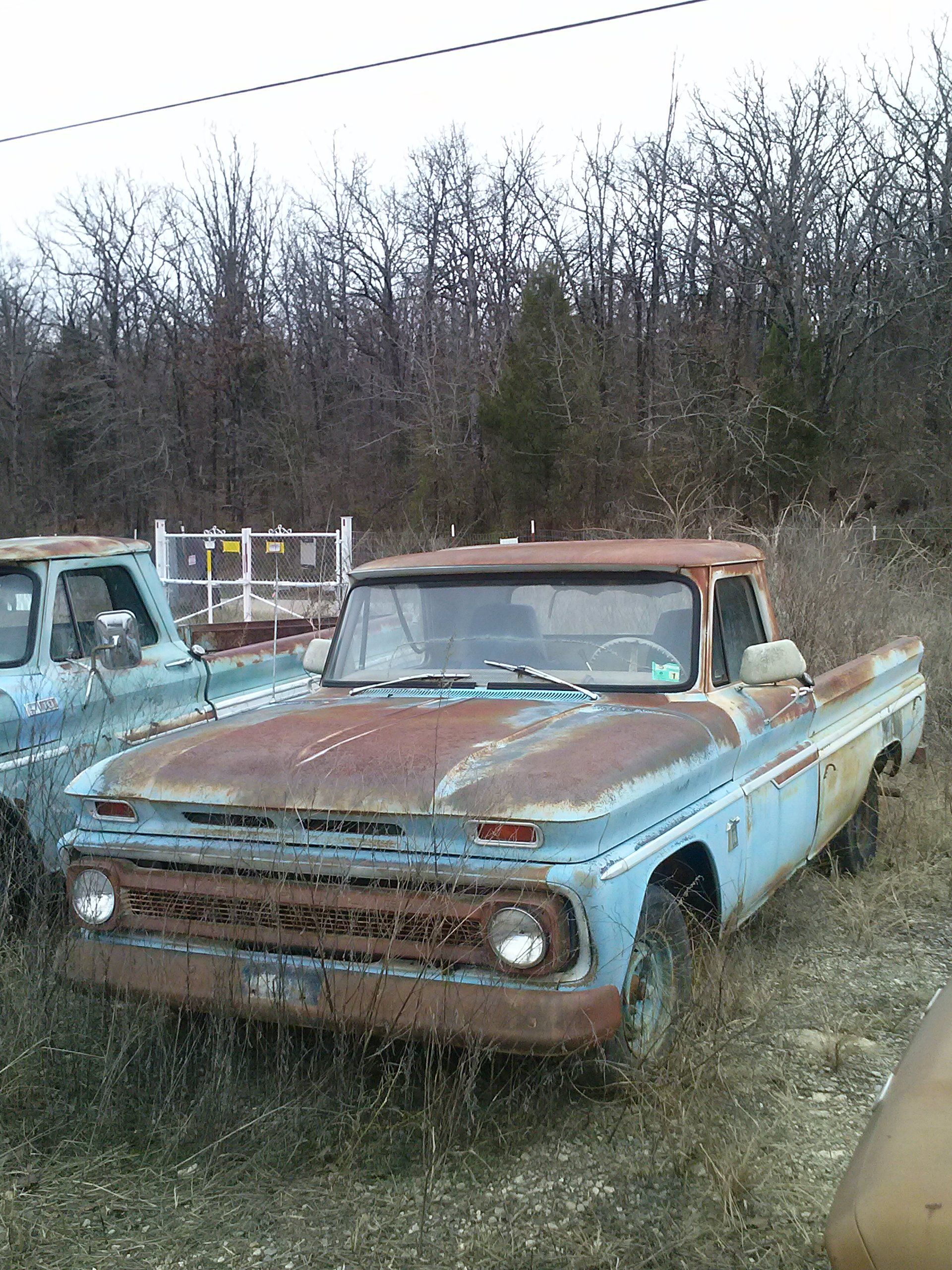 Pin by Tripper's Travels on Trucks I Found In Arkansas and