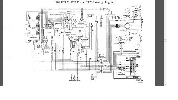 Suzuki Outboard Wiring Diagram Diagram Pinterest Diagram and Wire