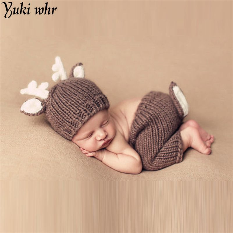 Cheap newborn photography props buy quality newborn photography directly from china photography props suppliers dreamshining christmas baby hat deer