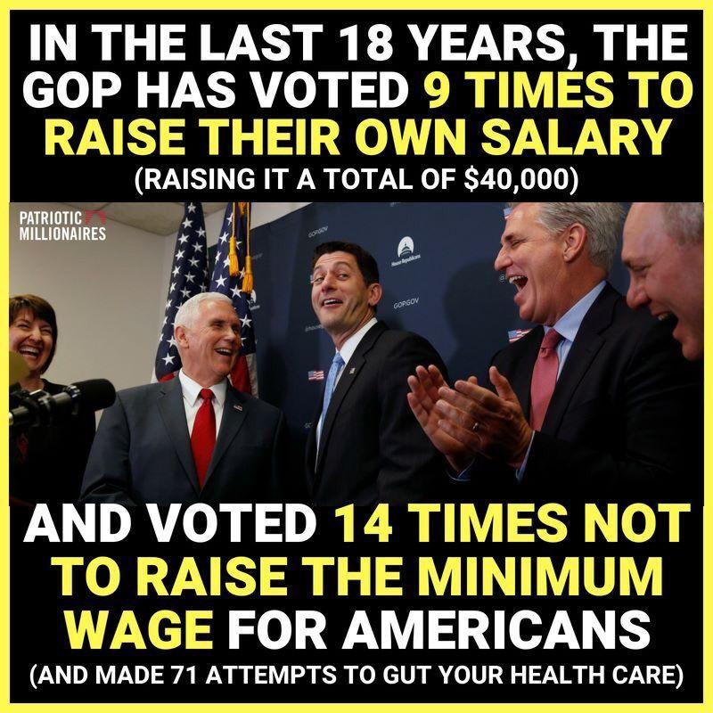 Donaldo on minimum wage health care politics