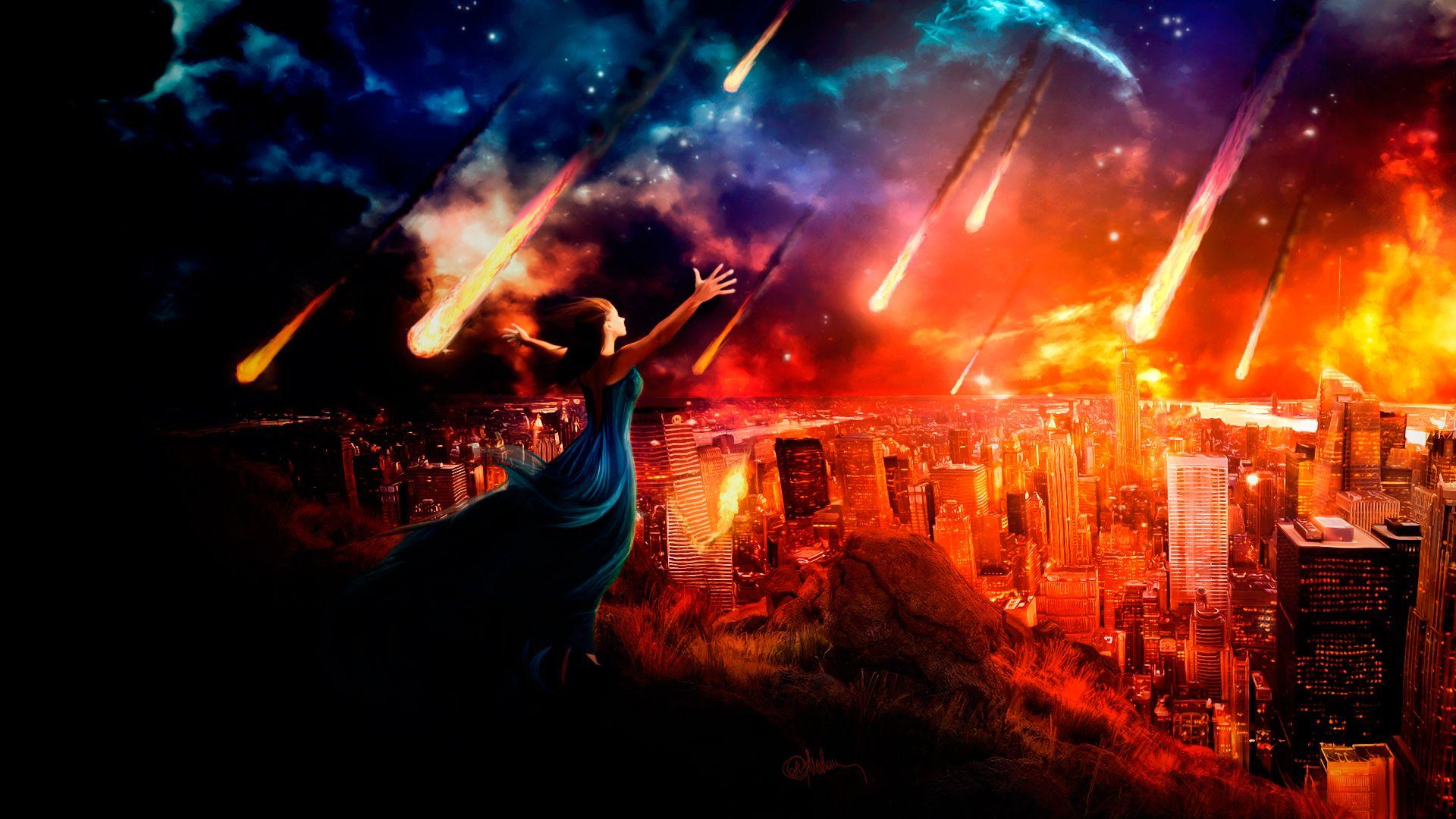 Apocalypse by  Serge Narcissoff