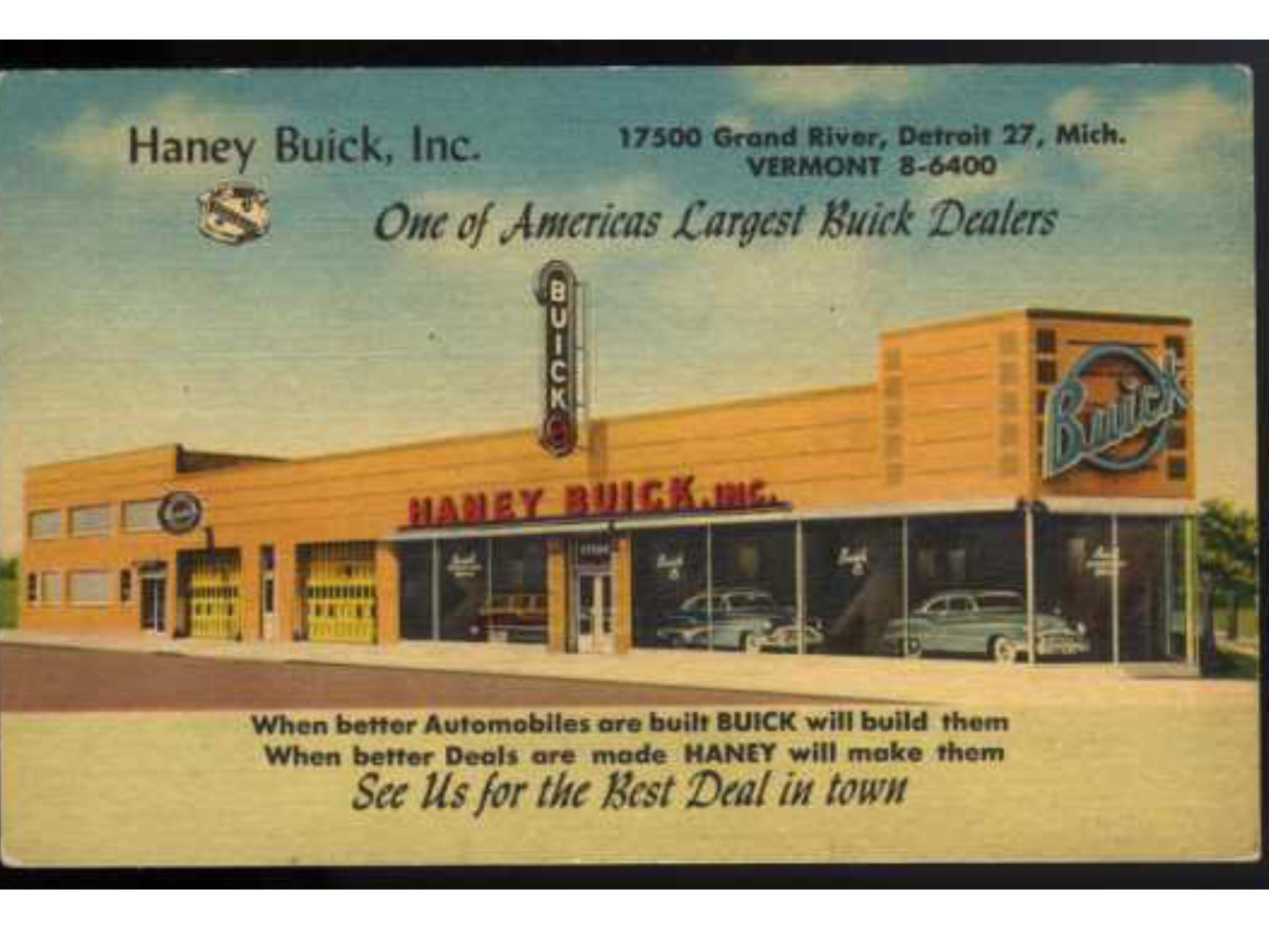 Haney Buick Inc Dealership Detroit Michigan Car Dealership Dealership Chevy Dealerships