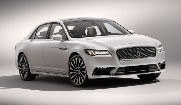 2019 Lincoln Continental Release Date Changes Car Machine