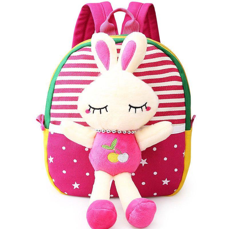 d6dc7b8bd31a 2017 Hot sales children school bags cute cartoon bear infant backpacks for  baby girl boys schoolbag kids bags mochila escolar