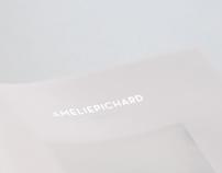 L O O K B O O K | AMELIE PICHARD #13  Programme, special finish