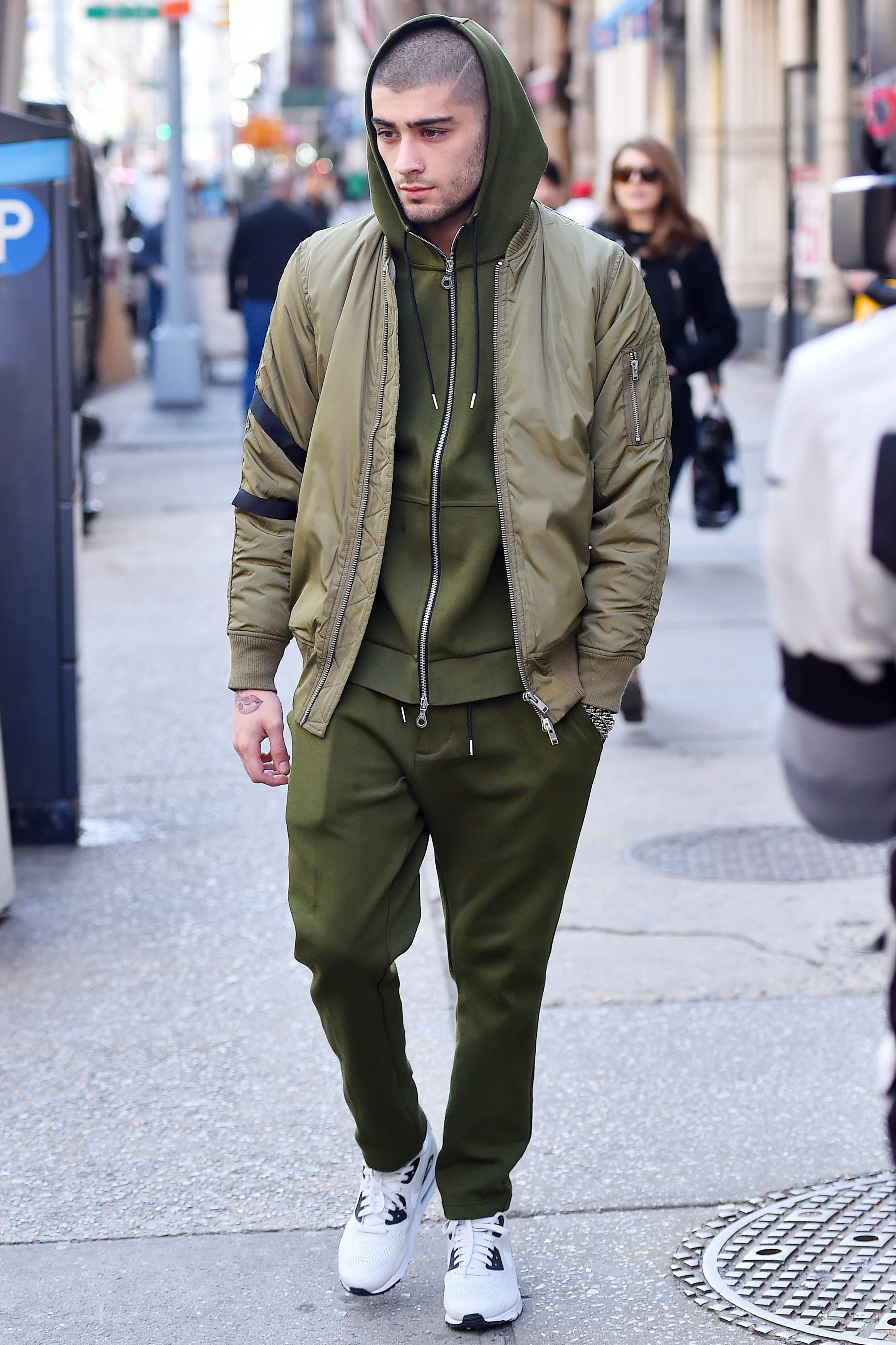 9932b645cee Everything Zayn Malik Wore in 2016