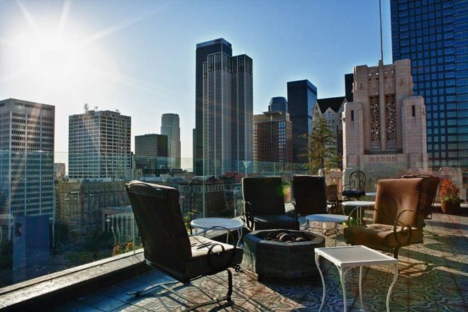 The Perch Best Rooftop Bars Los Angeles Bars Rooftop Bar