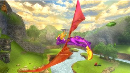 Spyro Dawn Of The Dragon Screenshot I Really Want To Play This Game On Ps3 Spyro The Dragon Game Spyro And Cynder Spyro The Dragon