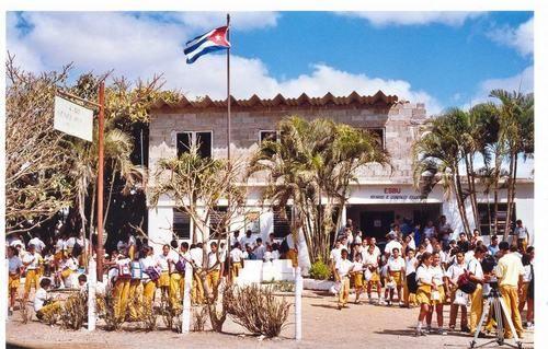 Escuela en Jicotea (Ciego de Avila) Escuela