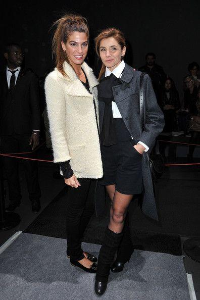 Bianca Brandolini D'adda Photo - Giambattista Valli: Front Row - Paris Fashion Week Womenswear Fall/Winter 2012