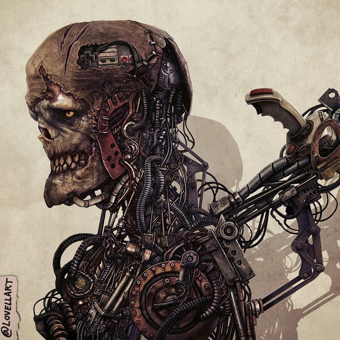 Christopher Lovell art ~WH~
