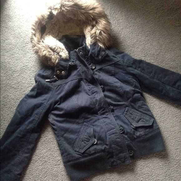 Abercrombie and fitch Jacket Warm and comfy A&f coat Abercrombie & Fitch Jackets & Coats Puffers