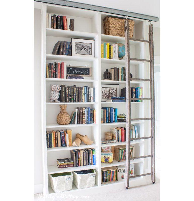 de billy van de zweedse woonketen is toch wel de meest beroemde boekenkast ik gok dat als je een random persoon op straat aanspreekt bijna iedereen de