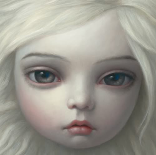 "Mark Ryden Art | OMG Posters! » Archive » New Mark Ryden Art Print: ""Fur Girl ... #MarkRyden #Art."