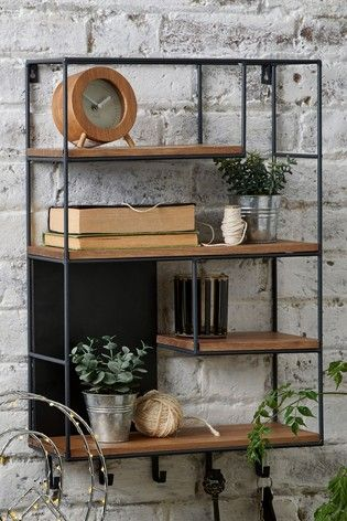 Buy Large Contemporary Shelf from the Next UK online shop ...