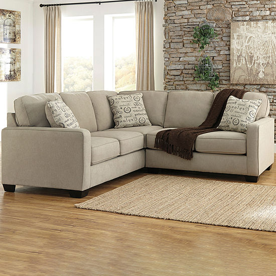 Signature Design By Ashley Camden Sofa Jcpenney Living Room