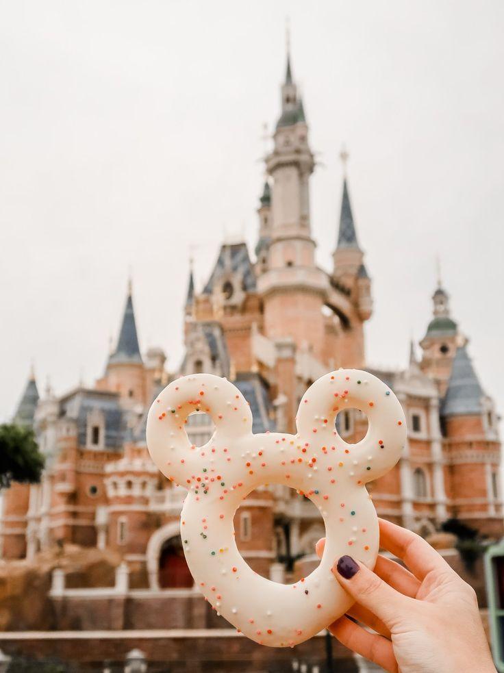 Where To Eat At Shanghai Disneyland - Kelsey Bang