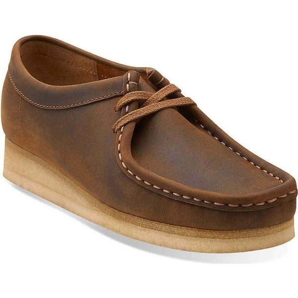50a4313c Clarks Women's Wallabee Beeswax Leather Boots ($140 ...