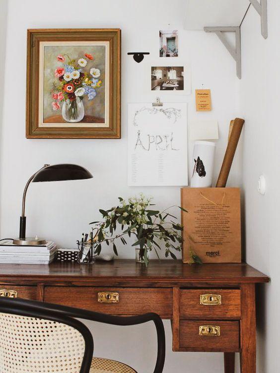 Photo of Inspire-se: escritório vintage