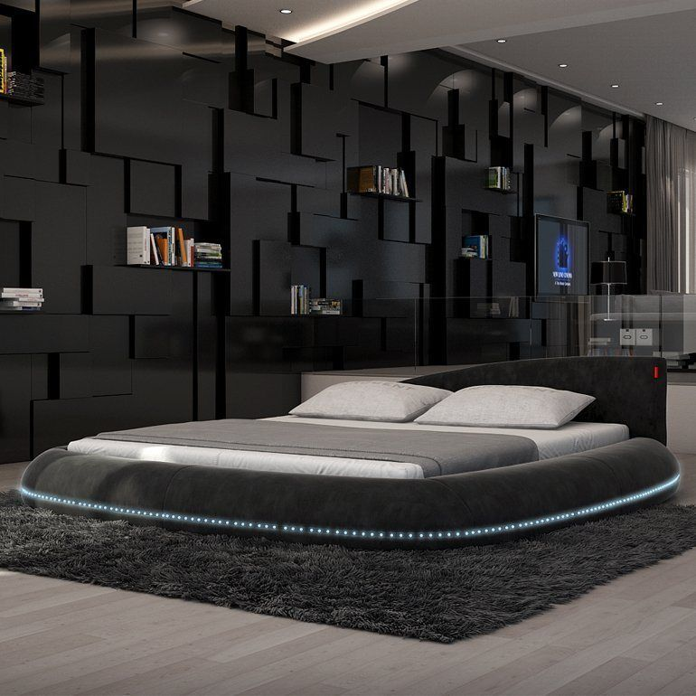 15 Most Amazing Modern Round Beds Ideas You Ll Ever See Bedroom Bed Design Bedroom Ideas For Small Rooms Cozy Loft Bed Plans