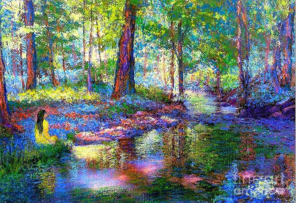 Pintura y fotograf a art stica cuadros modernos paisajes - Los cuadros mas bonitos ...