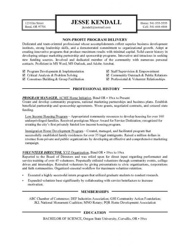 Samples Executive Resumes Check more at