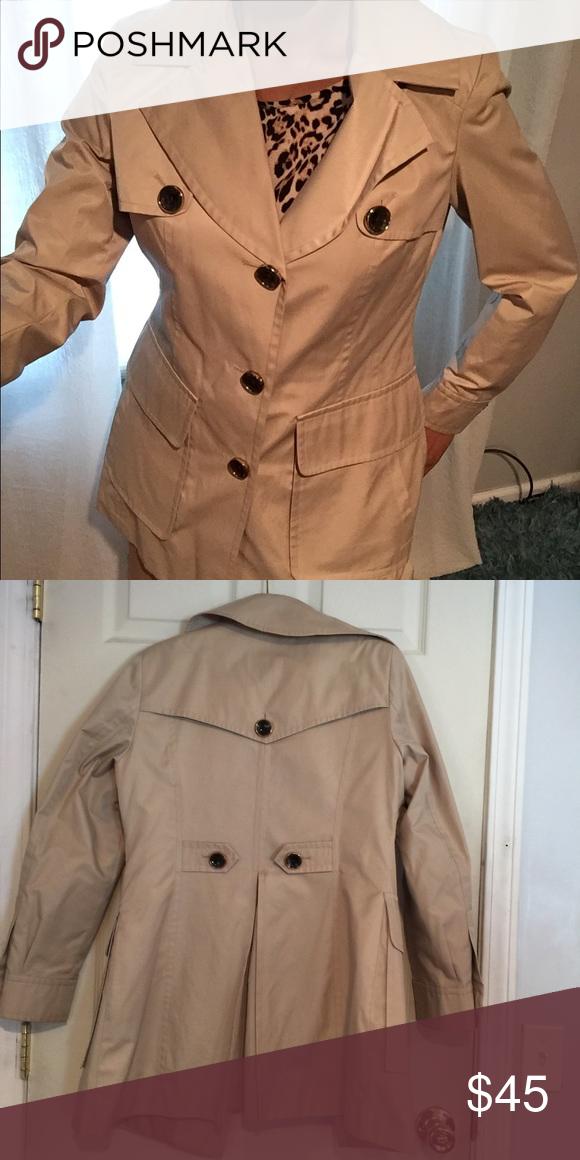 Anne Klein coat like new Great coat hardly worn Anne Klein Jackets & Coats