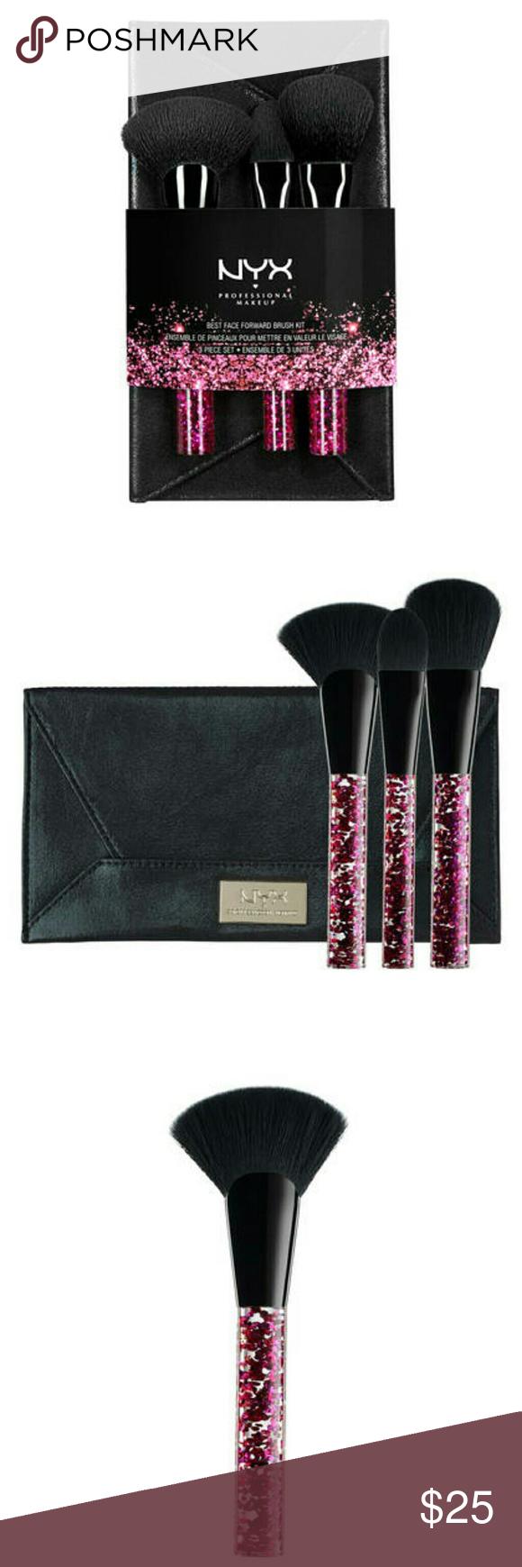 NYX Professional Makeup Brushes Professional makeup