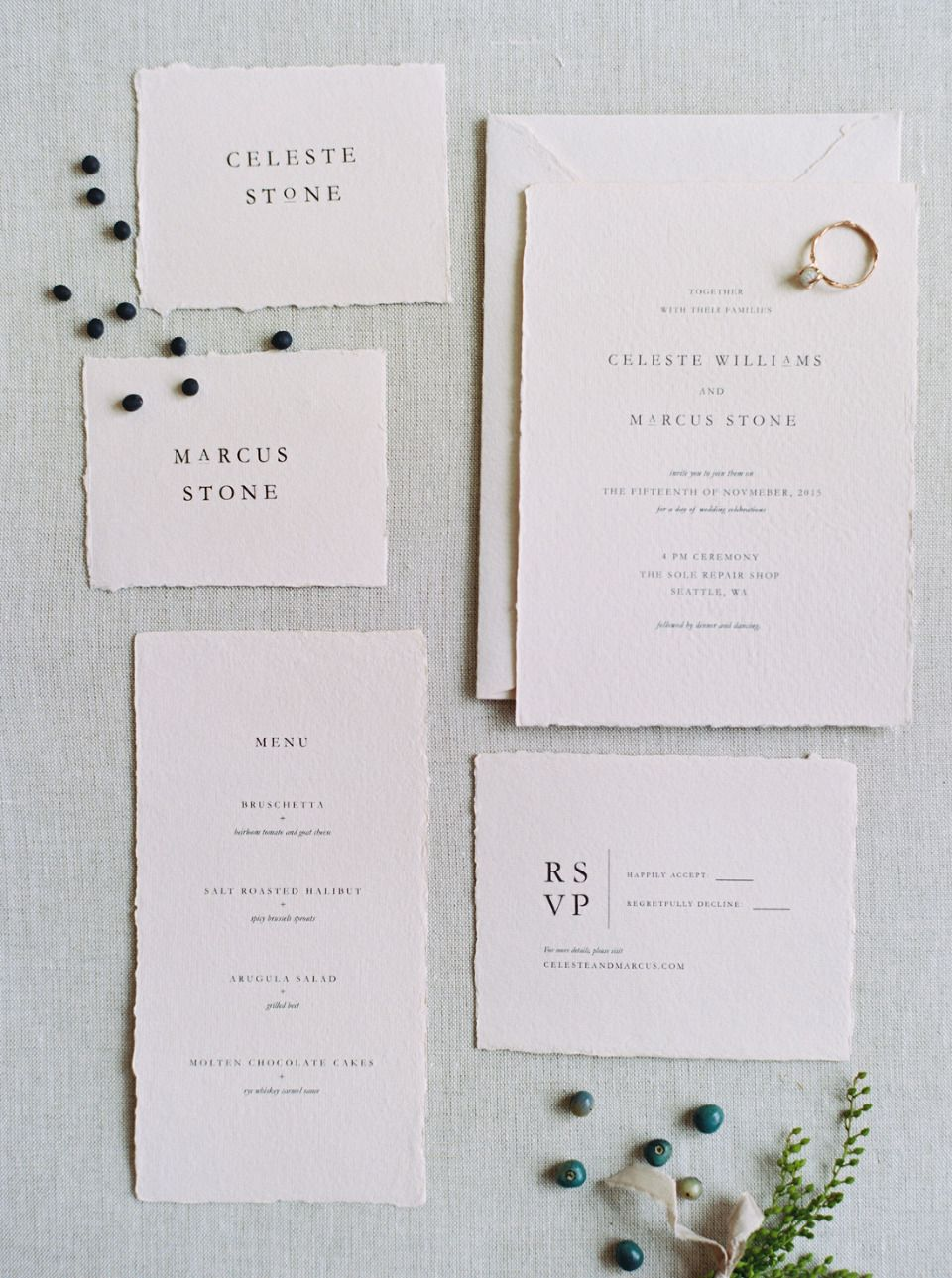 Seattle Wedding Photography | Anna Peters | Invitations | Pinterest ...