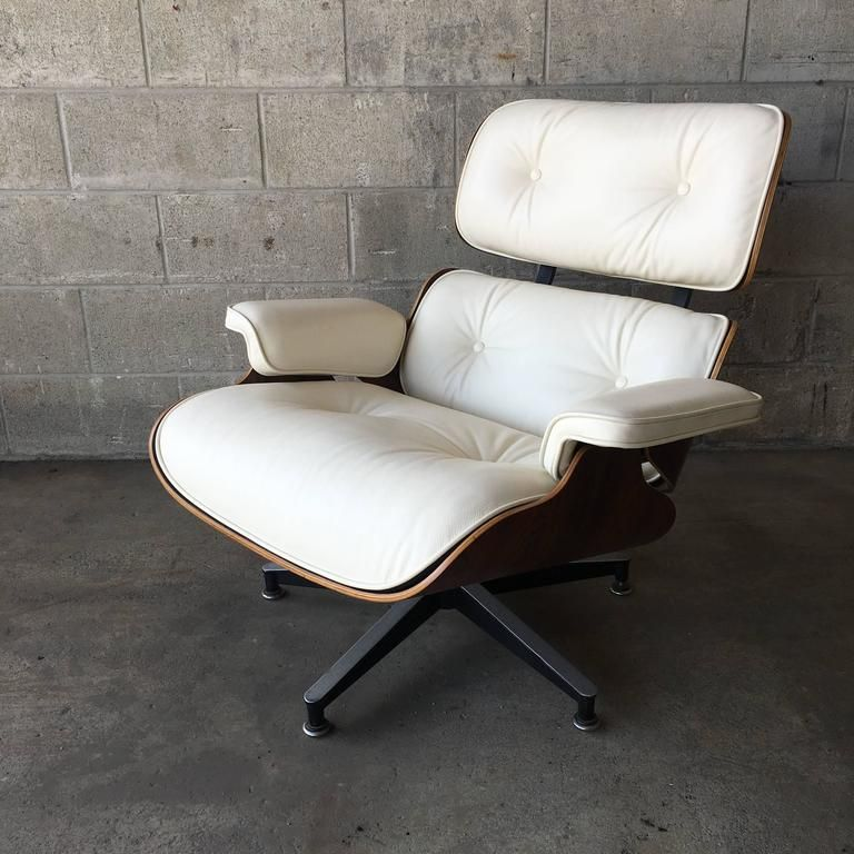 Remarkable Perfect Rosewood And Ivory Herman Miller Eames Lounge Chair Caraccident5 Cool Chair Designs And Ideas Caraccident5Info