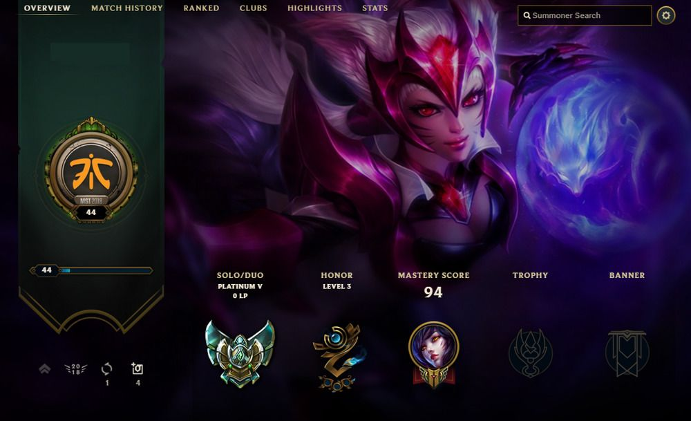 951faa7c13527ed129b63ed3aa3aad91 - How To Get Honor Level 3 League Of Legends