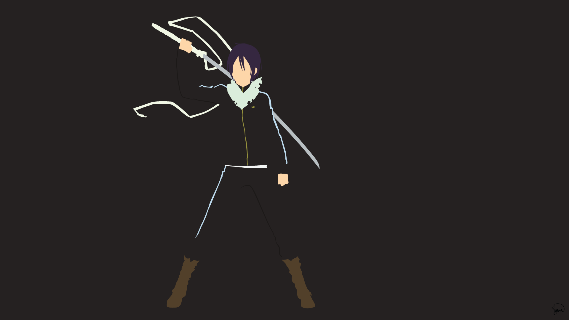 Yato by Cobalt-Patch.deviantart.com on @deviantART | Anime *w ...