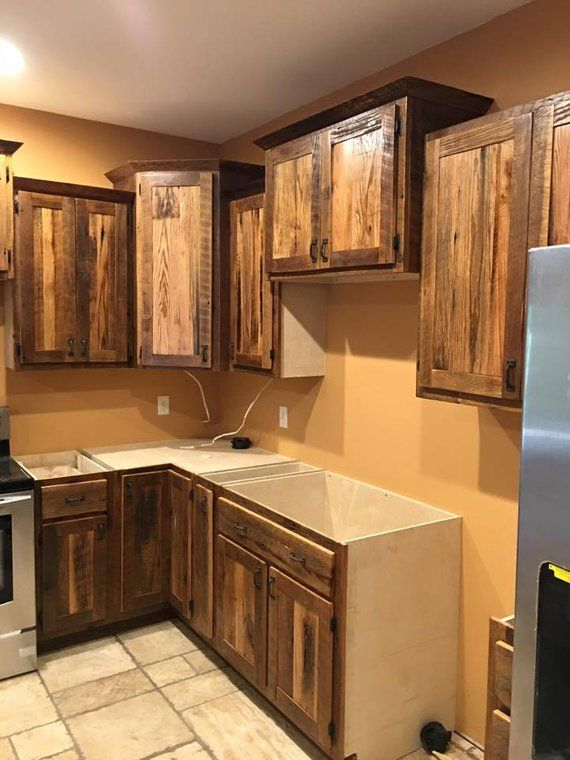 Kitchen Cabinet Embled Cabinets Tiny House Home Wall Custom